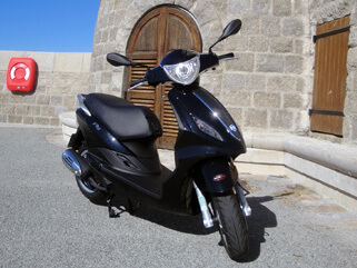 scooter 50 occasion Piaggio New Fly 125cc